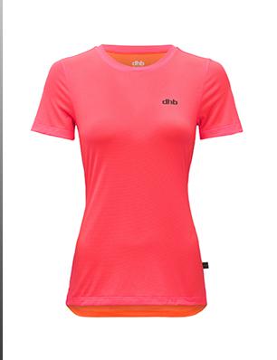 dhb Women's Short Sleeve Run Top