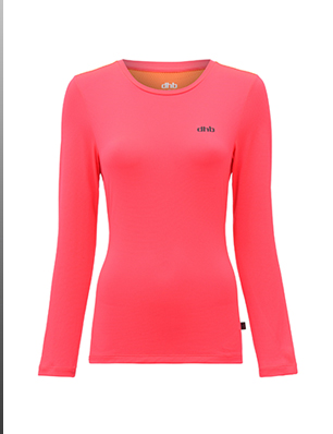 dhb Women's Long Sleeve Run Top