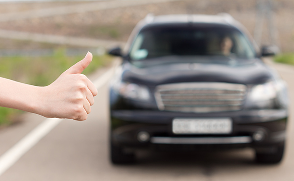 carregistrationadvisors.org blog: Here's Why CarRegistrationAdvisors.org Suggests Always Avoiding Hitchhikers