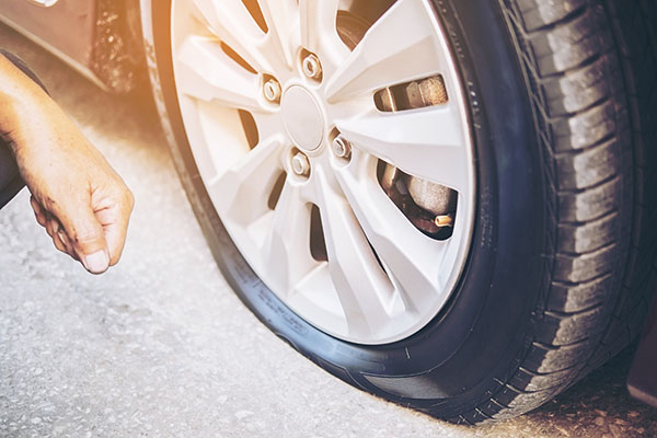 driversservices blog: 5 Items That Can Pop Your Tires According to DriversServices.org