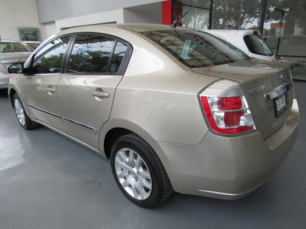 2012 Nissan Sentra Grupo Alden