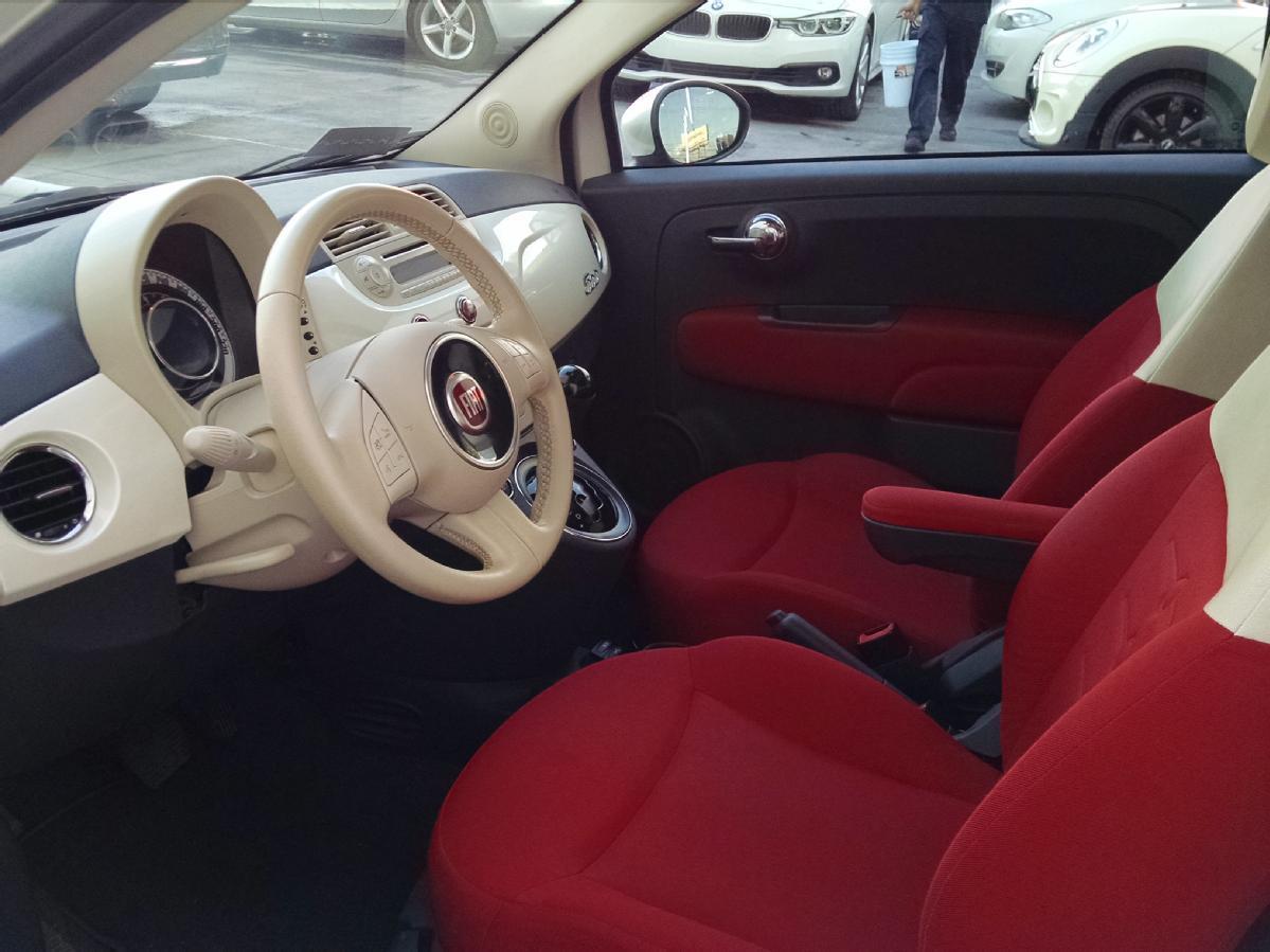 FIAT 500 3P Trendy L4 1.4 Aut