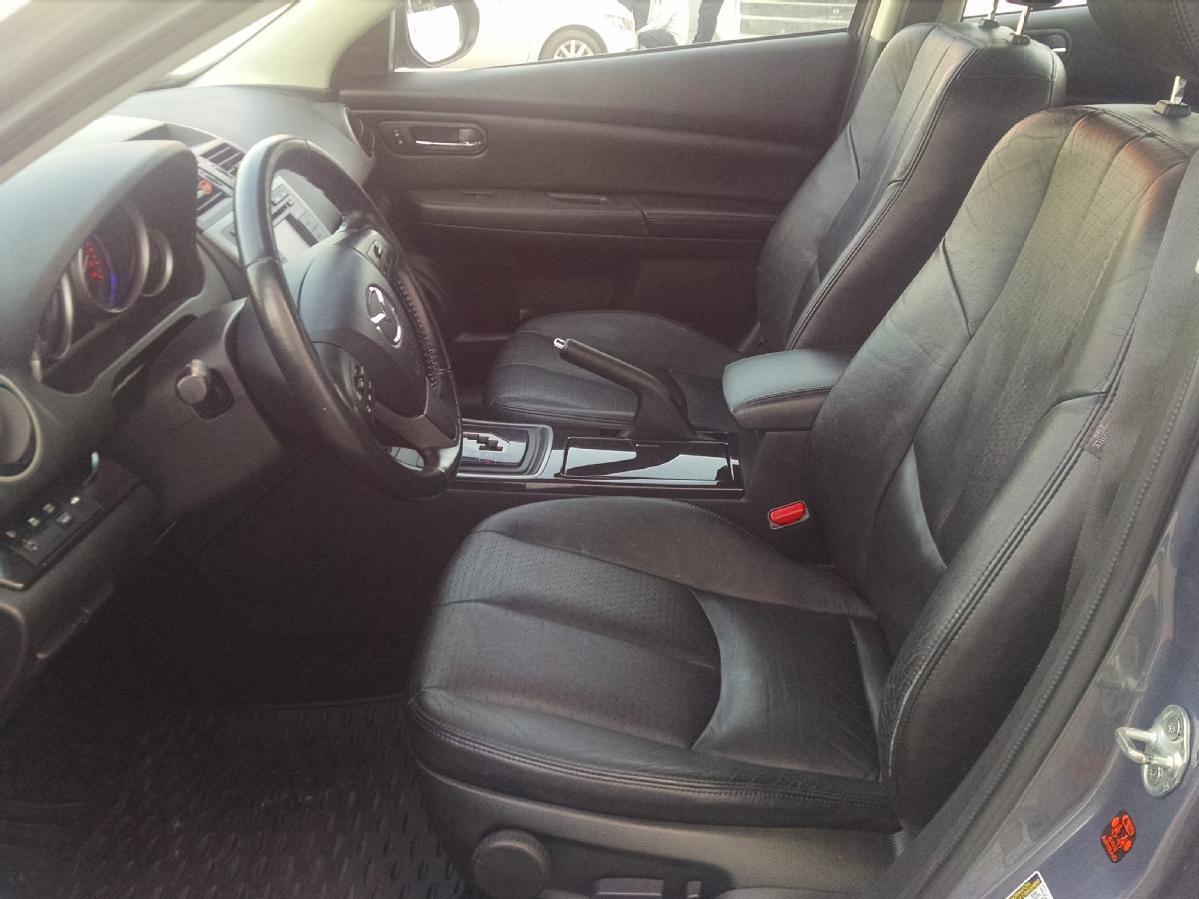 MAZDA 6 4p s Grand Touring 3.7L aut q/c 6 CDs