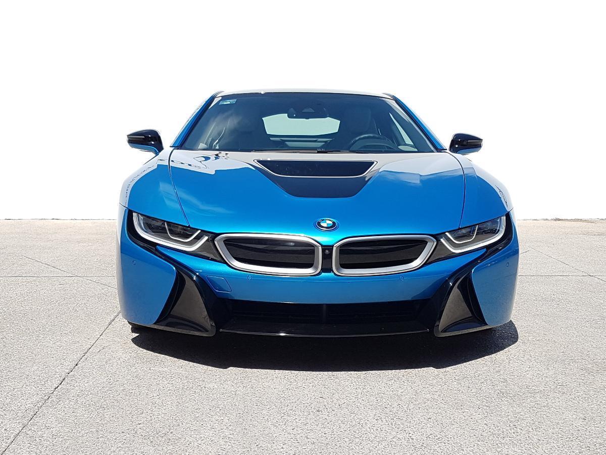 BMW i8 2017 2p Pure Impulse Hibrido L3/1.5/T Aut 2,734 Km 3