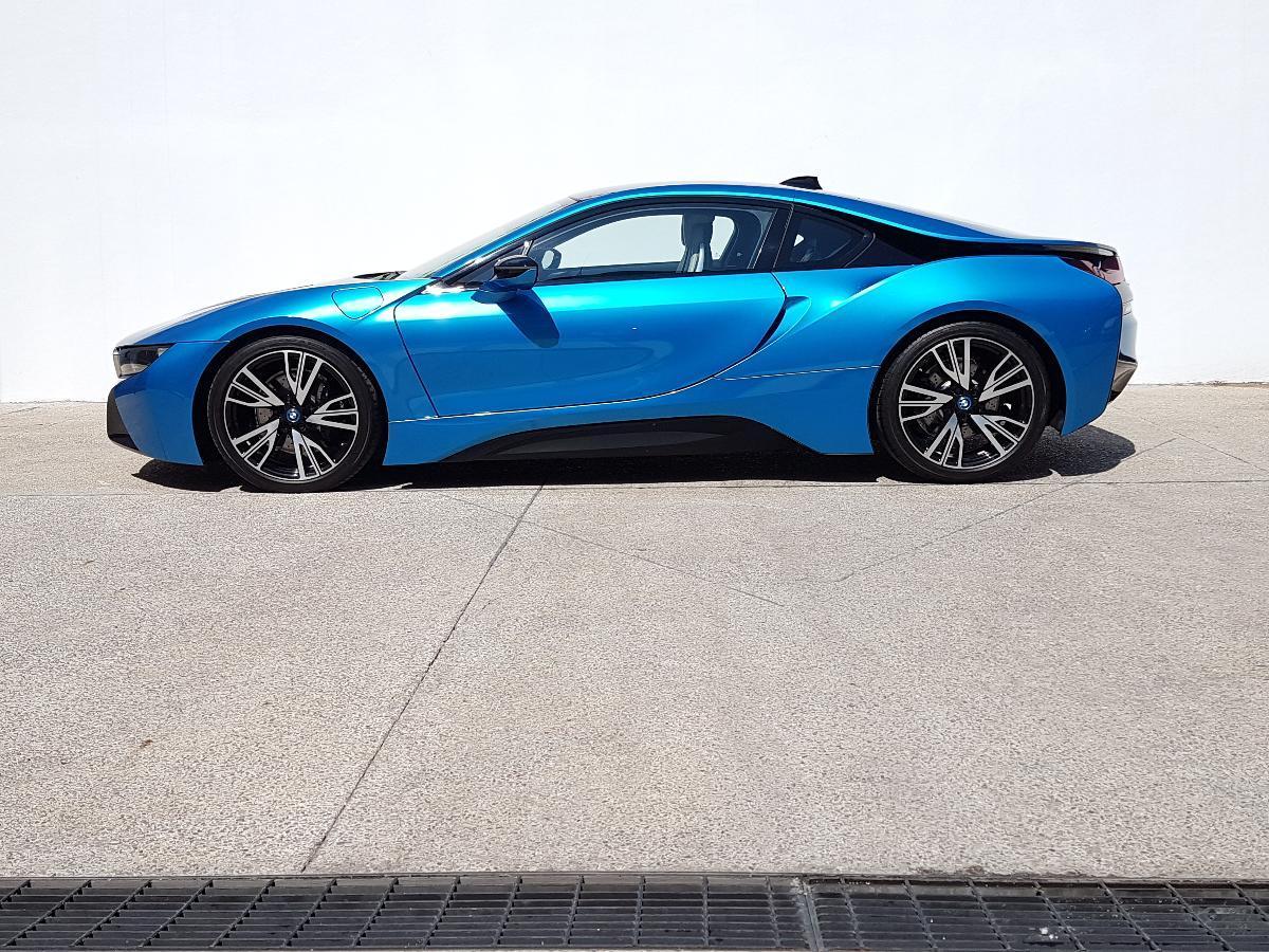 BMW i8 2017 2p Pure Impulse Hibrido L3/1.5/T Aut 2,734 Km 5