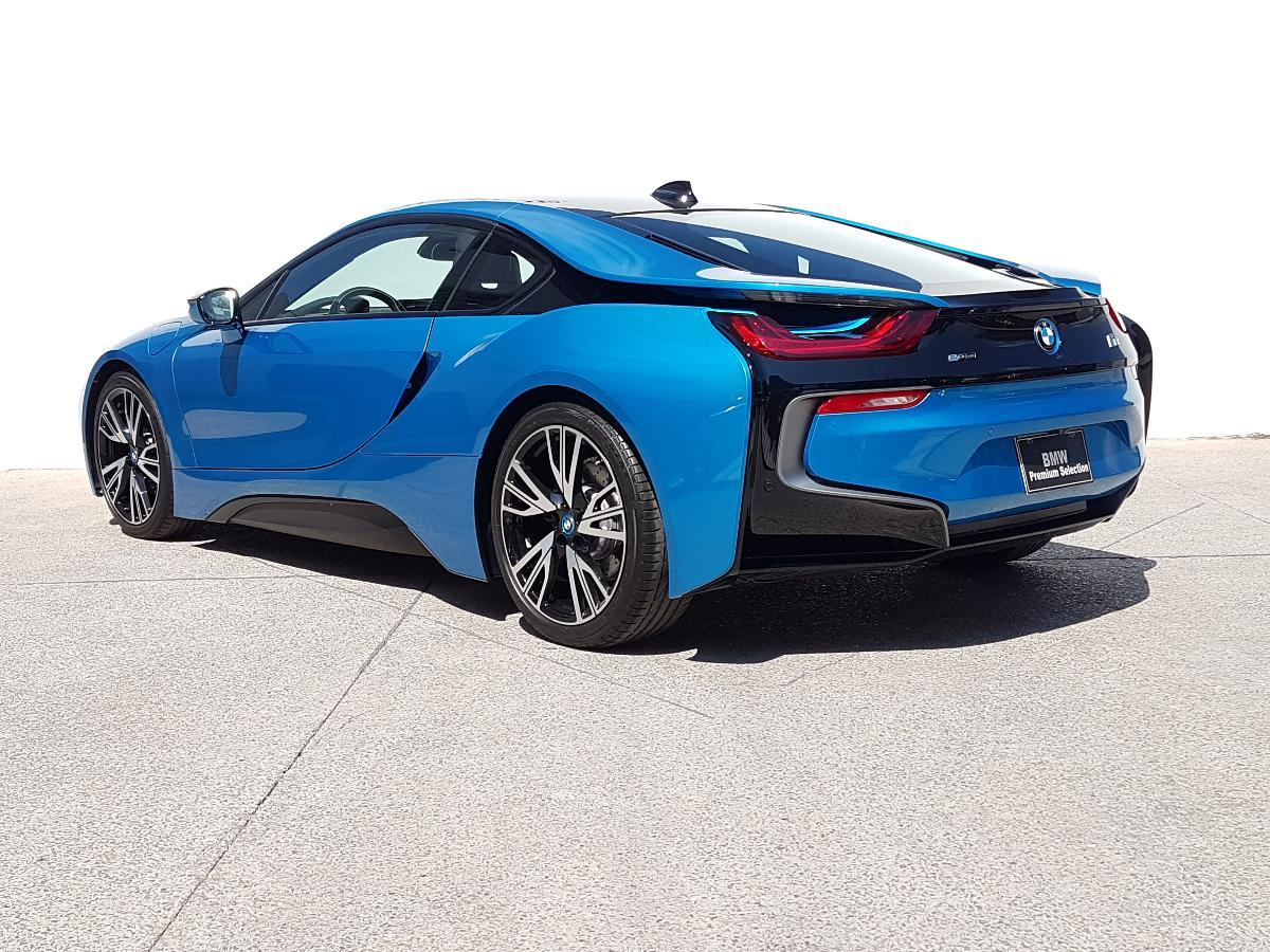 BMW i8 2017 2p Pure Impulse Hibrido L3/1.5/T Aut 2,734 Km 6