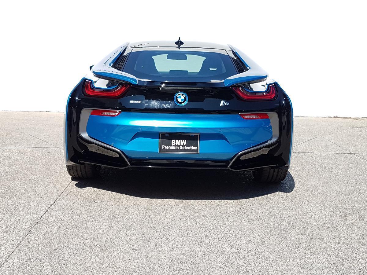 BMW i8 2017 2p Pure Impulse Hibrido L3/1.5/T Aut 2,734 Km 7