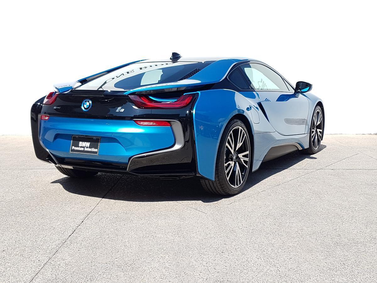BMW i8 2017 2p Pure Impulse Hibrido L3/1.5/T Aut 2,734 Km 8