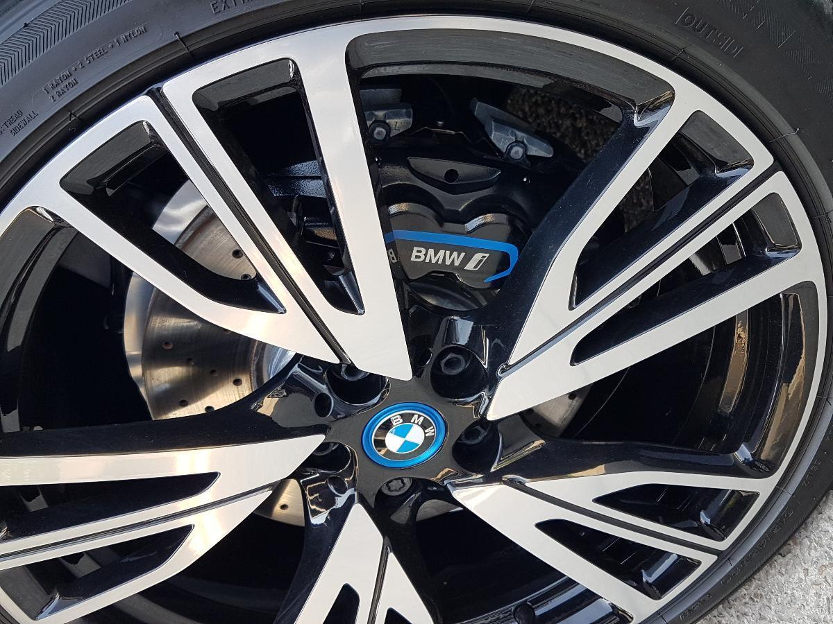 BMW i8 2017 2p Pure Impulse Hibrido L3/1.5/T Aut 2,734 Km 21