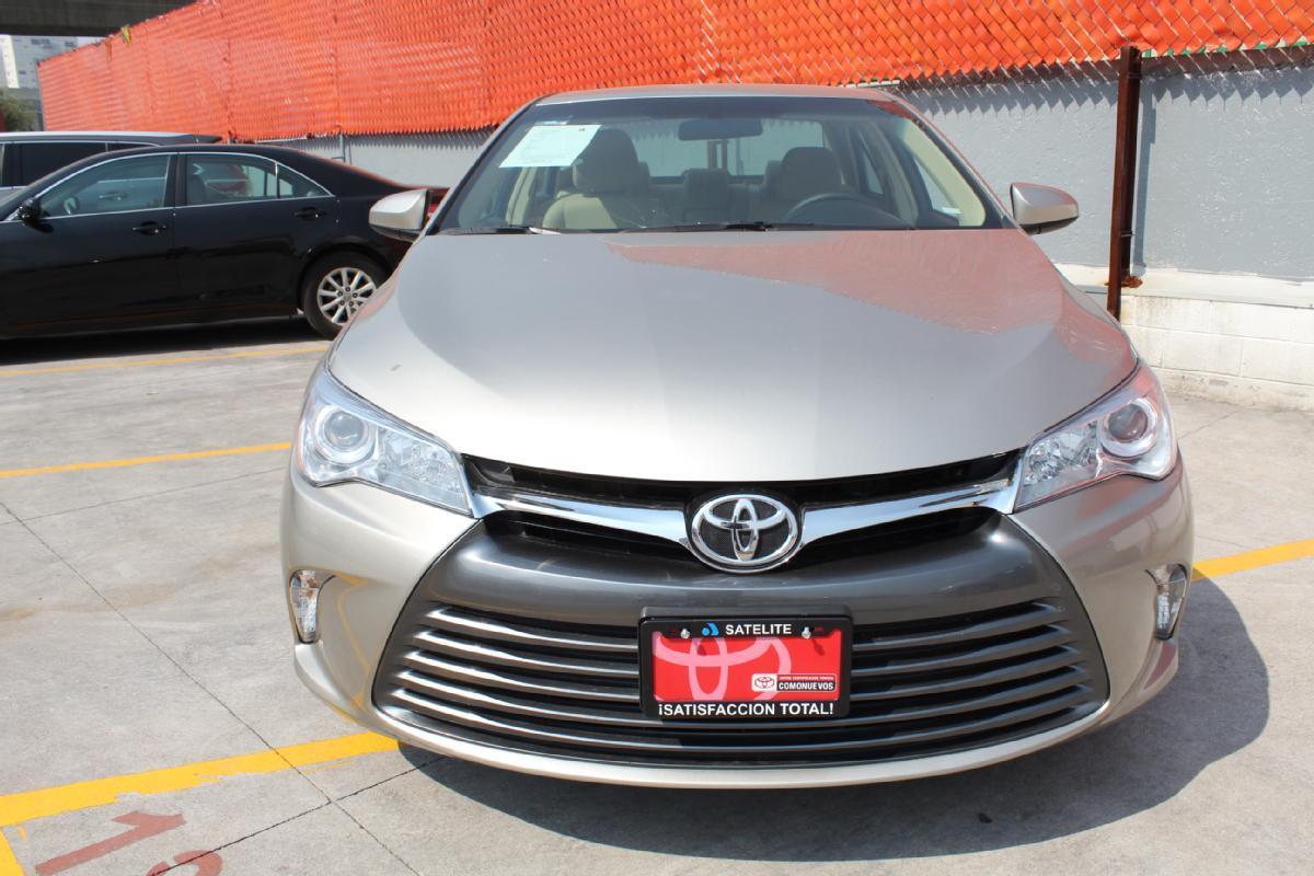 Toyota Camry 2017 4p LE L4/2.5 Aut 40,686km 0