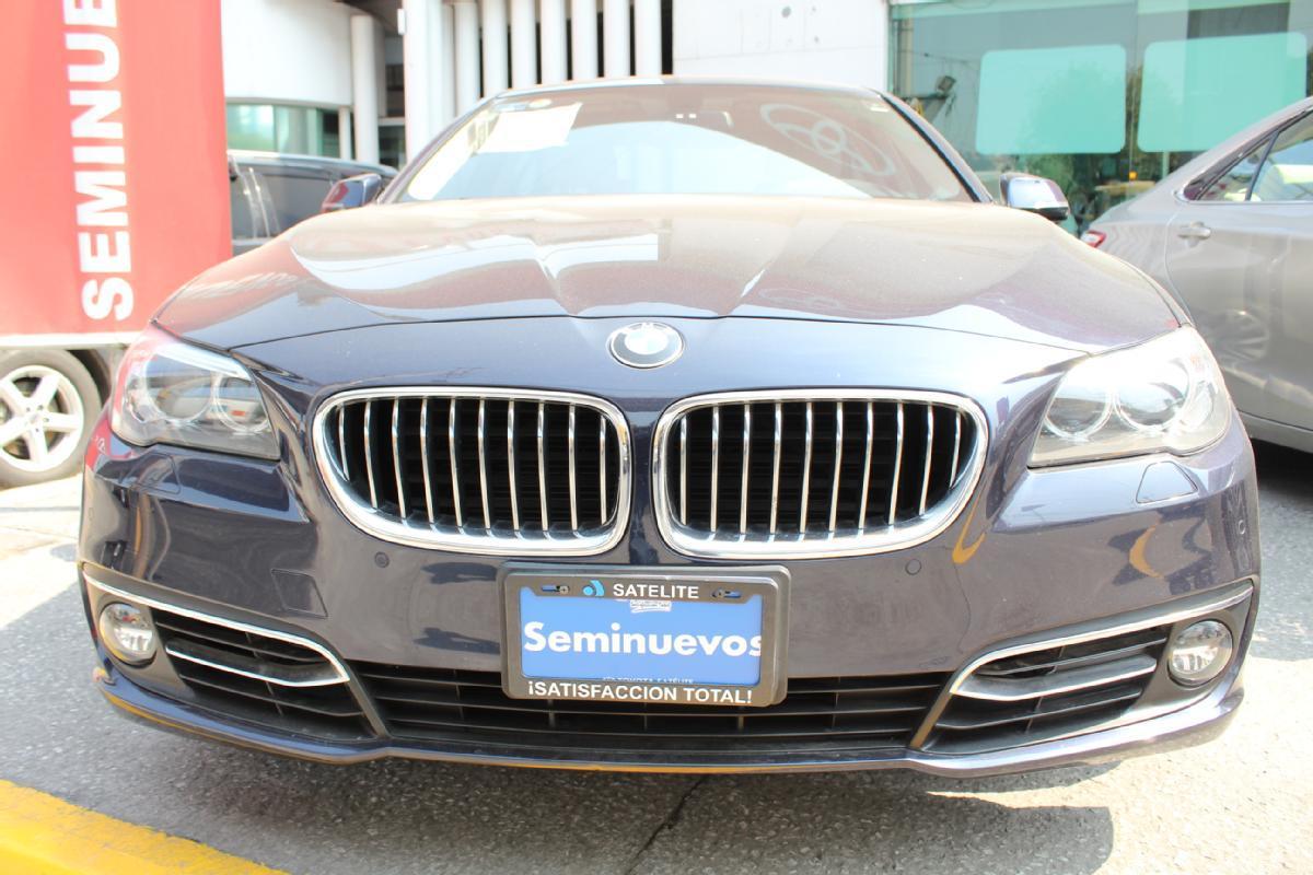 BMW Serie 5 2014 4p 535i Gran Turismo Luxury Line 3.0 aut 50,000km 0