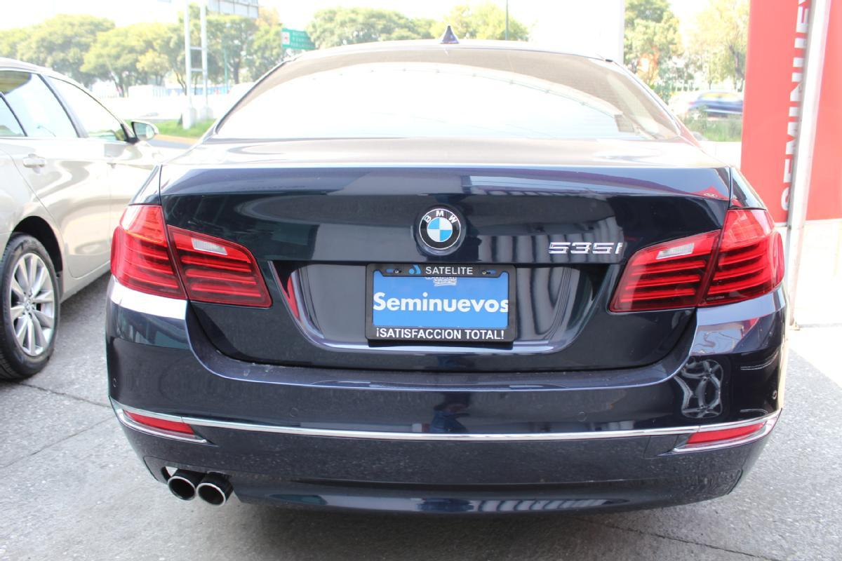 BMW Serie 5 2014 4p 535i Gran Turismo Luxury Line 3.0 aut 50,000km 5