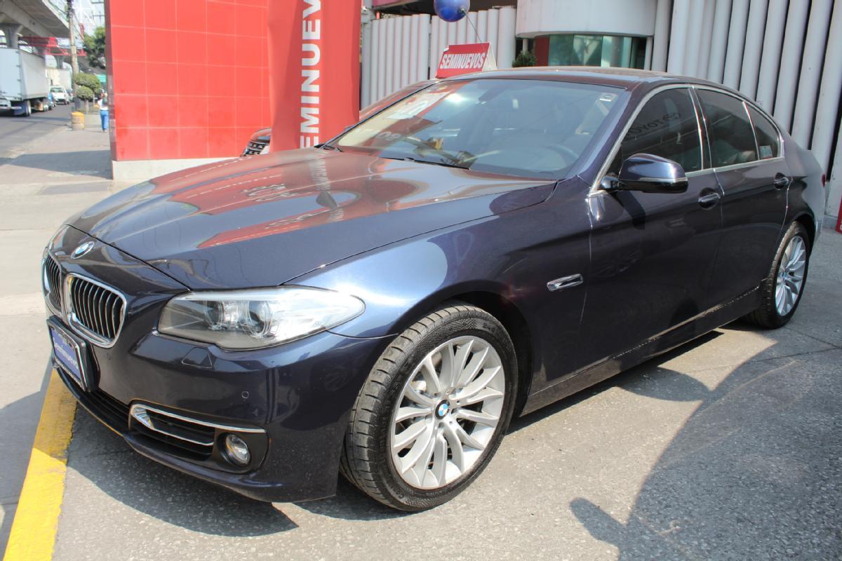 BMW Serie 5 2014 4p 535i Gran Turismo Luxury Line 3.0 aut 50,000km 1