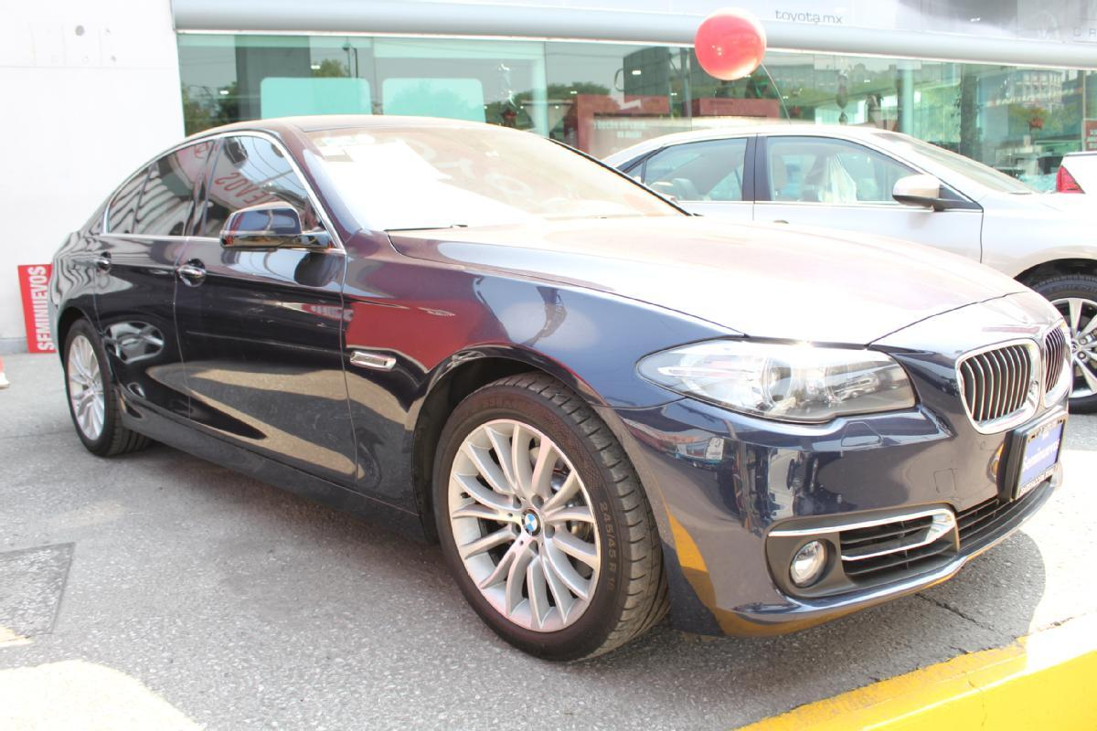BMW Serie 5 2014 4p 535i Gran Turismo Luxury Line 3.0 aut 50,000km 2