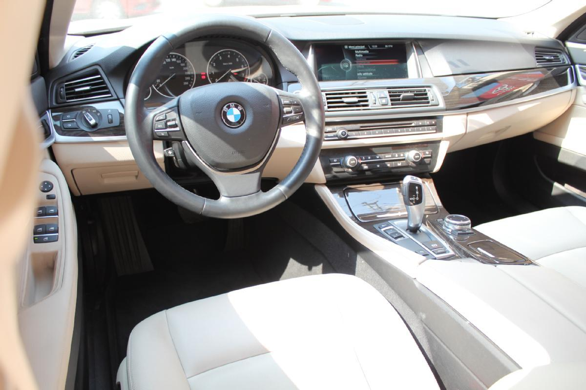 BMW Serie 5 2014 4p 535i Gran Turismo Luxury Line 3.0 aut 50,000km 7