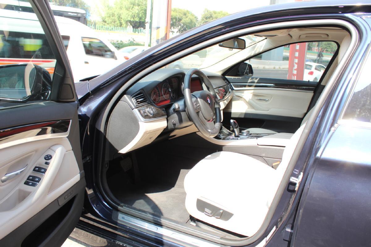 BMW Serie 5 2014 4p 535i Gran Turismo Luxury Line 3.0 aut 50,000km 12