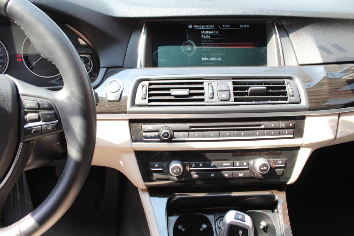 BMW Serie 5 2014 4p 535i Gran Turismo Luxury Line 3.0 aut 50,000km 8