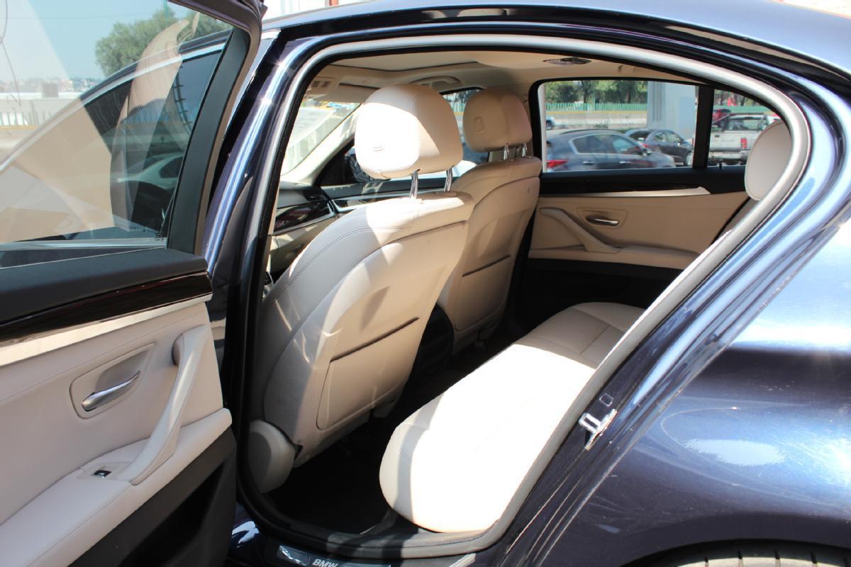 BMW Serie 5 2014 4p 535i Gran Turismo Luxury Line 3.0 aut 50,000km 11