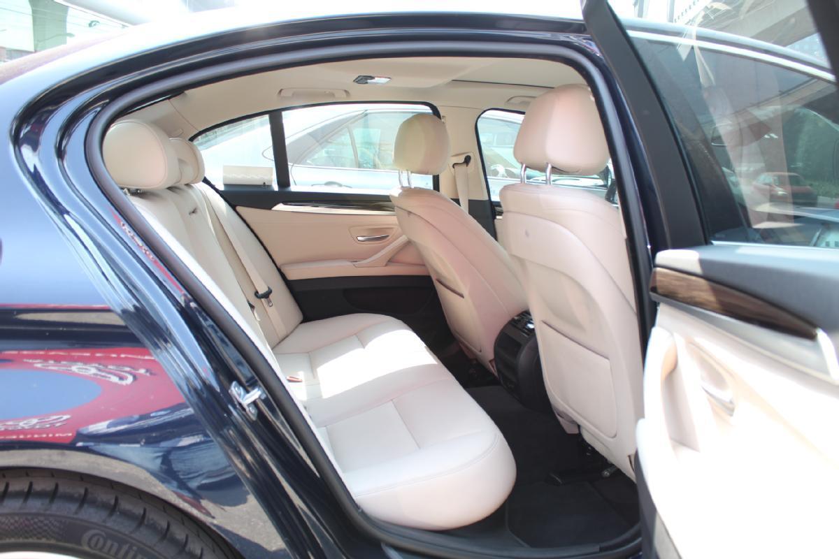 BMW Serie 5 2014 4p 535i Gran Turismo Luxury Line 3.0 aut 50,000km 13