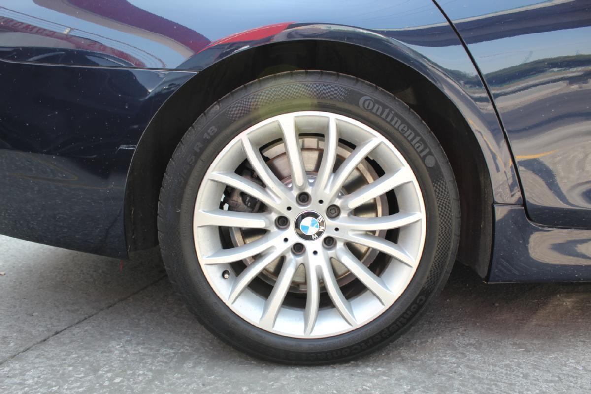 BMW Serie 5 2014 4p 535i Gran Turismo Luxury Line 3.0 aut 50,000km 15