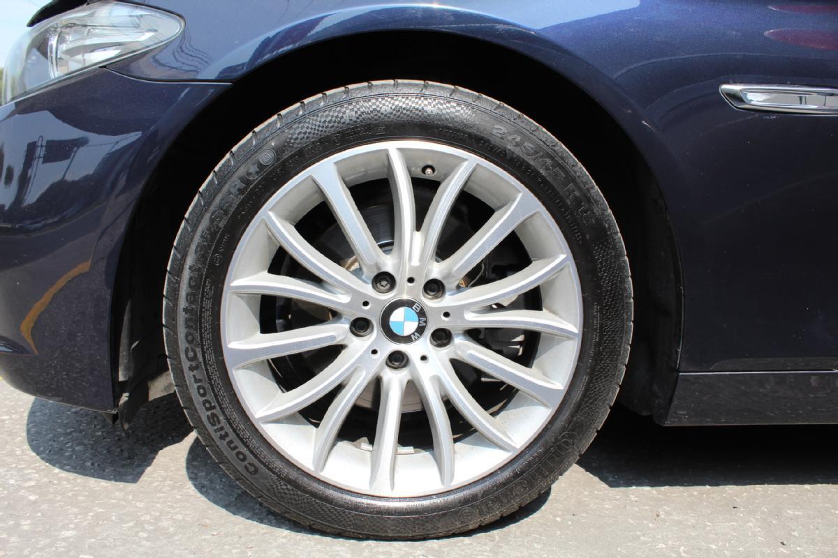 BMW Serie 5 2014 4p 535i Gran Turismo Luxury Line 3.0 aut 50,000km 16