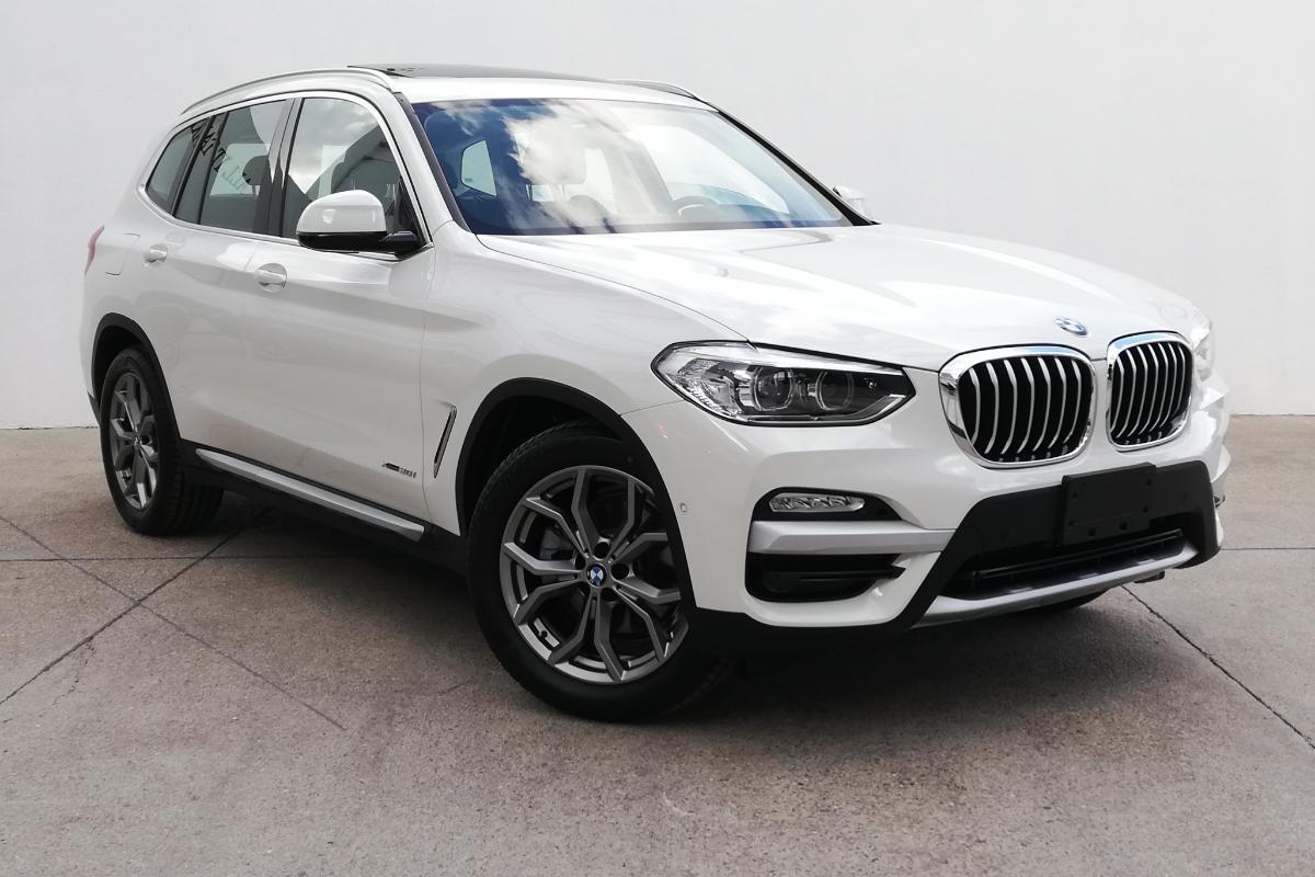 BMW X3 2018 X3 XDRIVE 30iA XLINE  6,616 Km 0