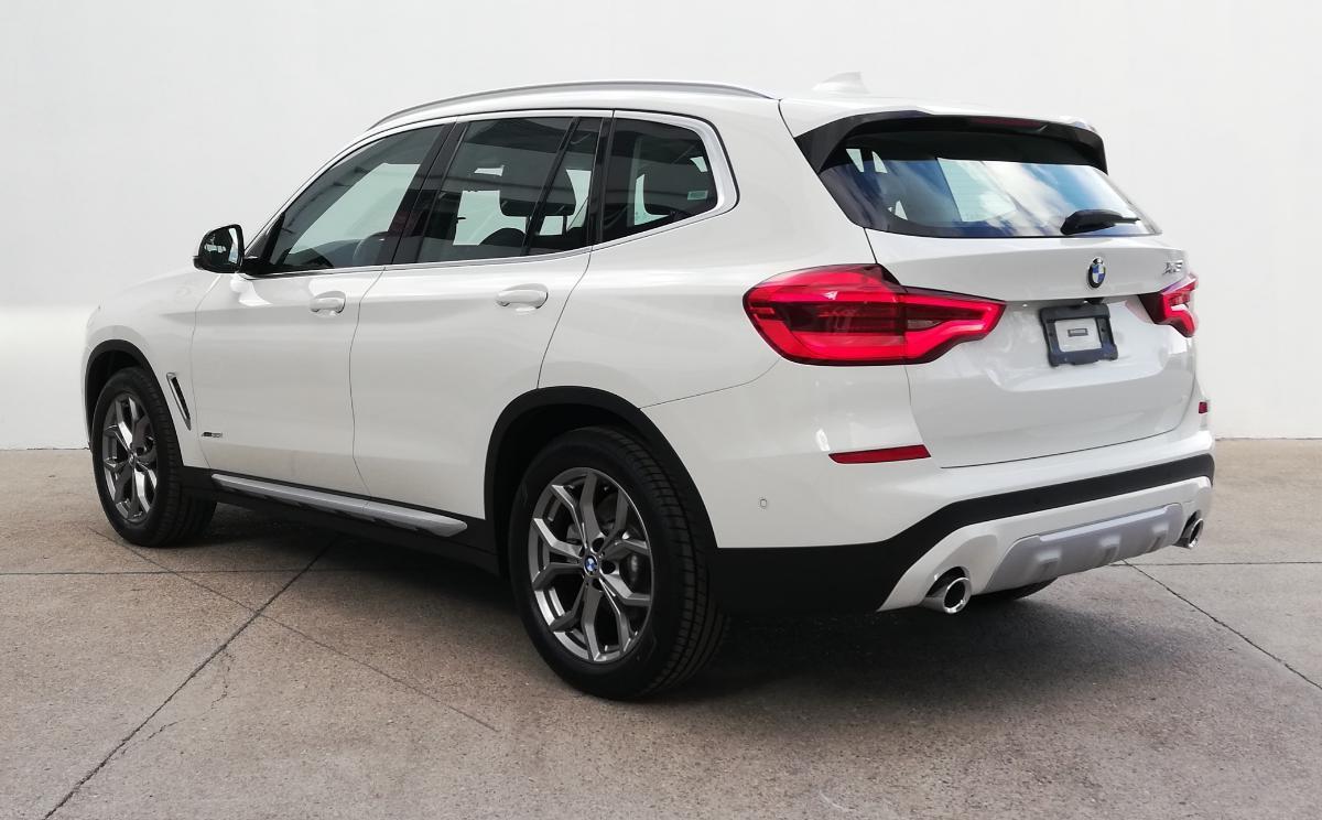 BMW X3 2018 X3 XDRIVE 30iA XLINE  6,616 Km 4