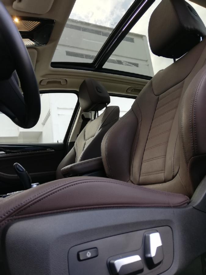 BMW X3 2018 X3 XDRIVE 30iA XLINE  6,616 Km 8
