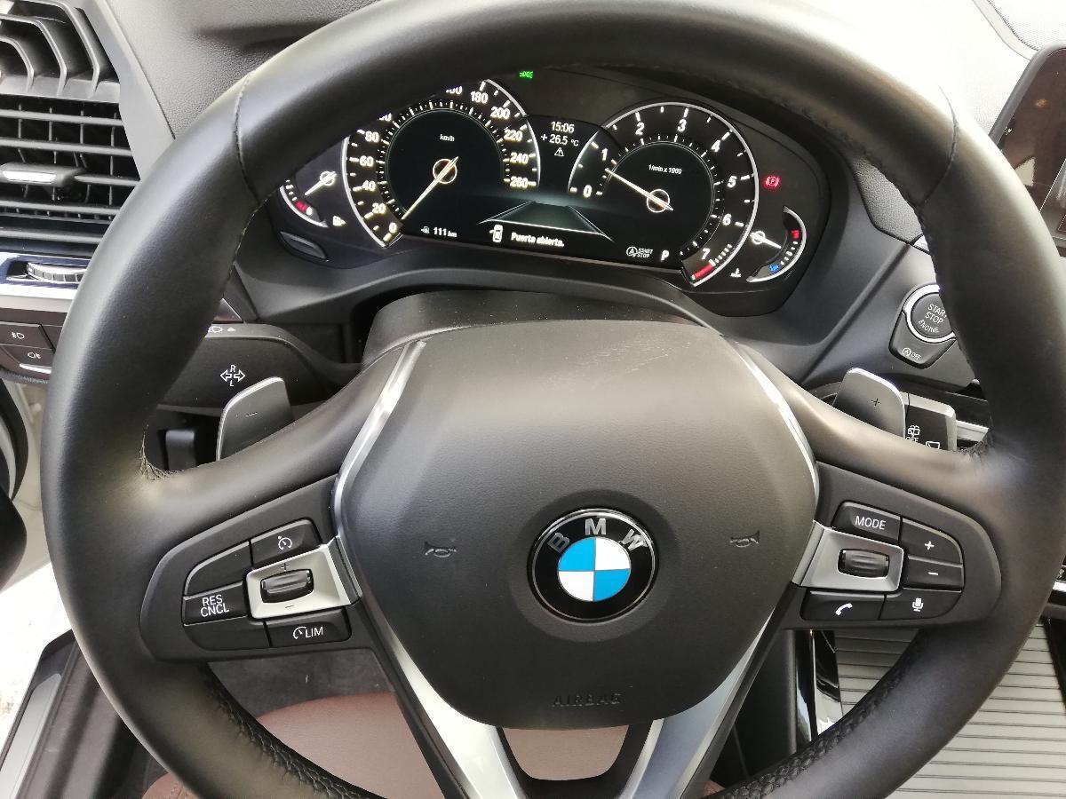 BMW X3 2018 X3 XDRIVE 30iA XLINE  6,616 Km 11