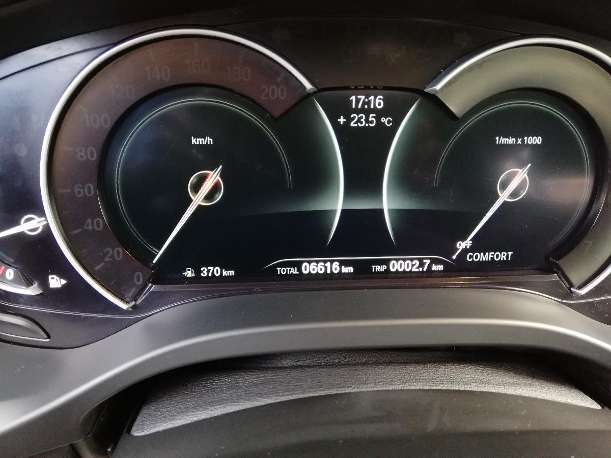 BMW X3 2018 X3 XDRIVE 30iA XLINE  6,616 Km 14