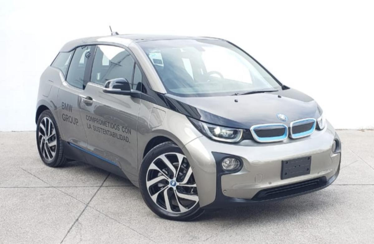 BMW i3 2017 3p Dynamic Rex Hibrido L2/.647 Aut 1,295 Km 0