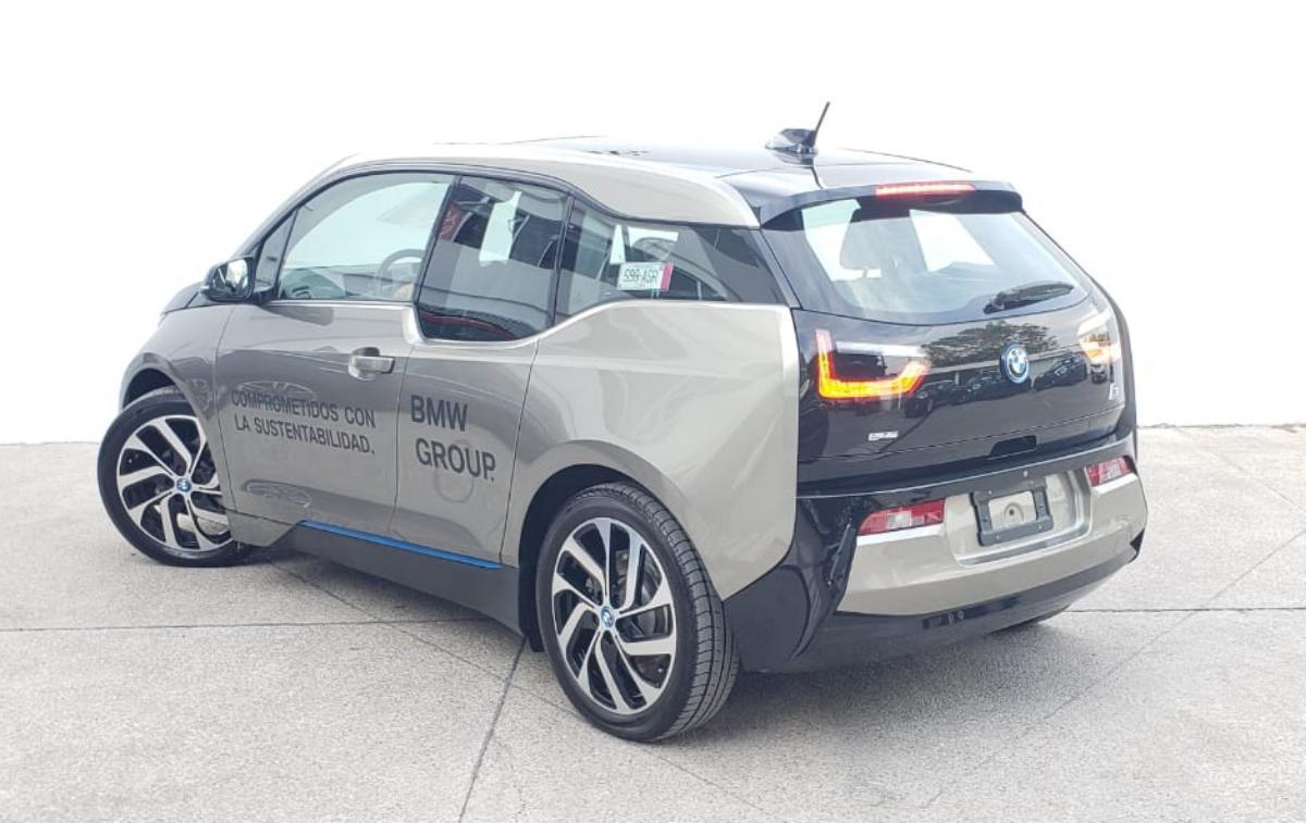 BMW i3 2017 3p Dynamic Rex Hibrido L2/.647 Aut 1,295 Km 3