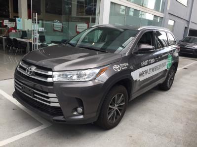 Toyota Highlander 2019 590000 Ubicado En Cuajimalpa De Morelos