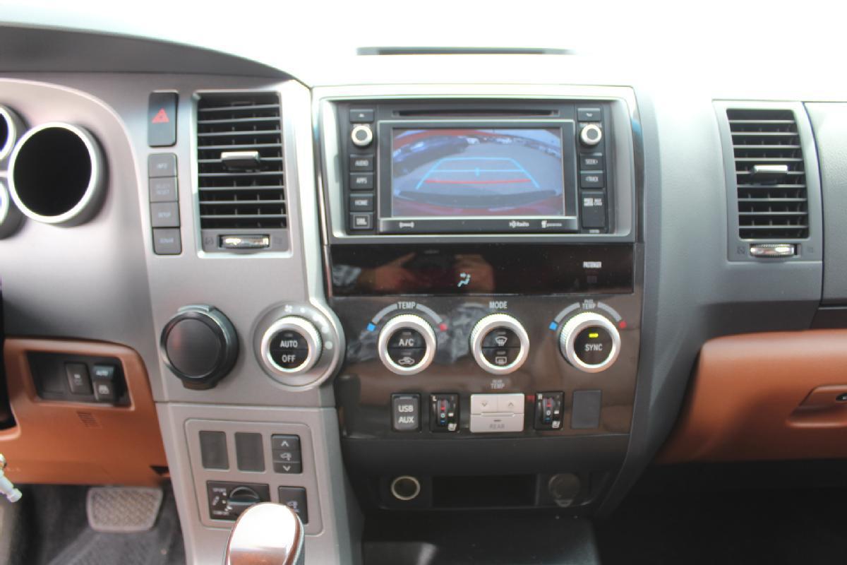 Toyota Sequoia 2017 5p Platinum V8/5.7 Aut 13,500km 7