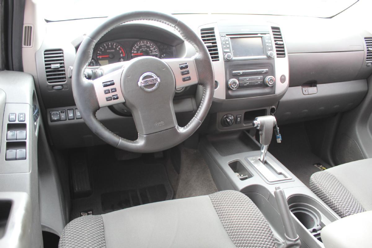 Nissan Frontier 2017 4p Pro-4X V6/4.0 Aut 4x4 133,000km 6