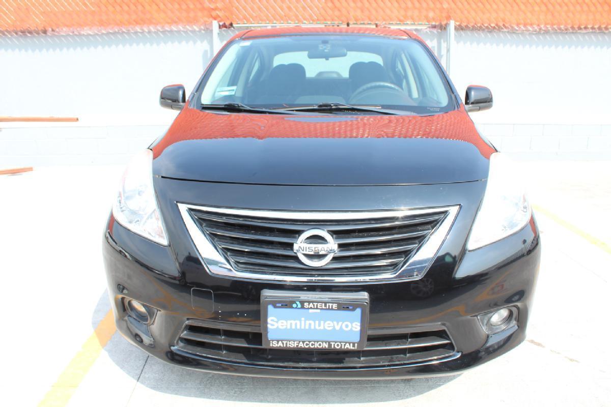 Nissan Versa 2012 4p Advance aut 59,000km 0