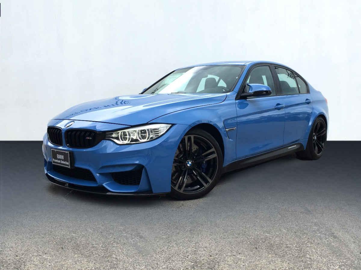 BMW M3 2017 4p M3 5,000 Km 0