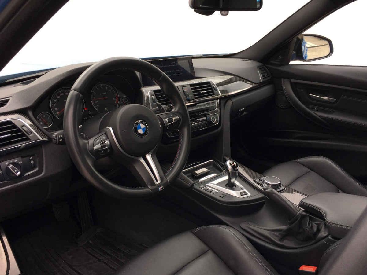 BMW M3 2017 4p M3 5,000 Km 5