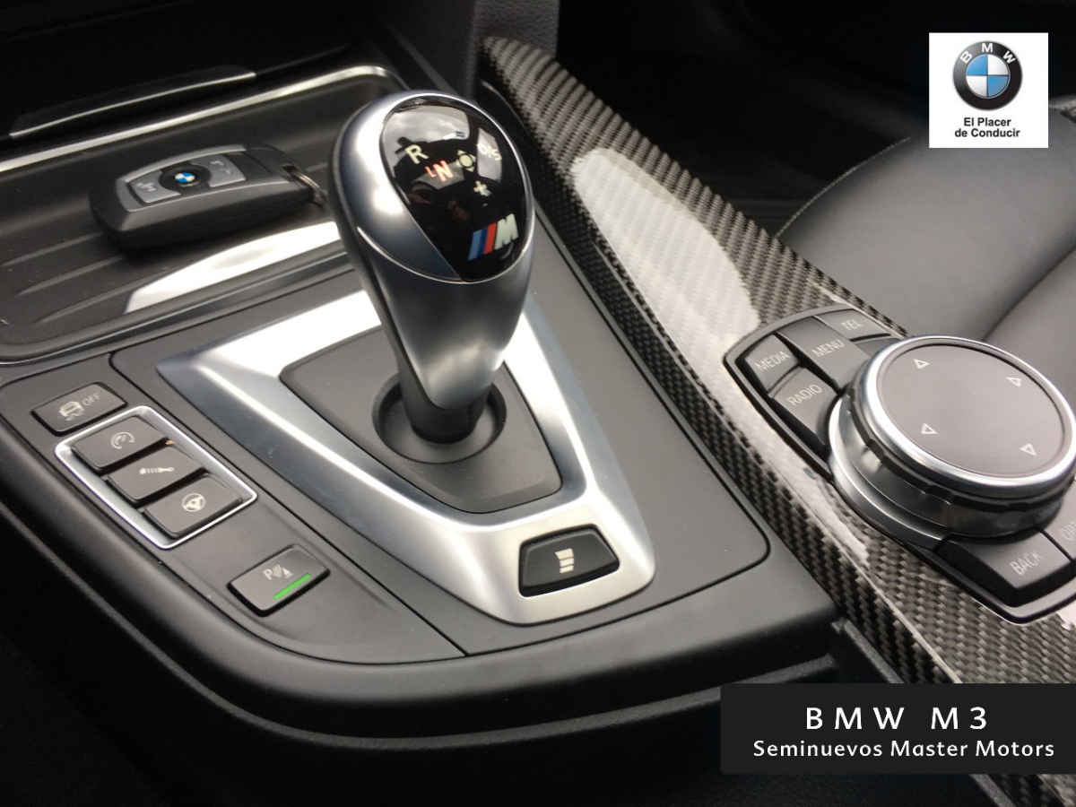 BMW M3 2017 4p M3 5,000 Km 7