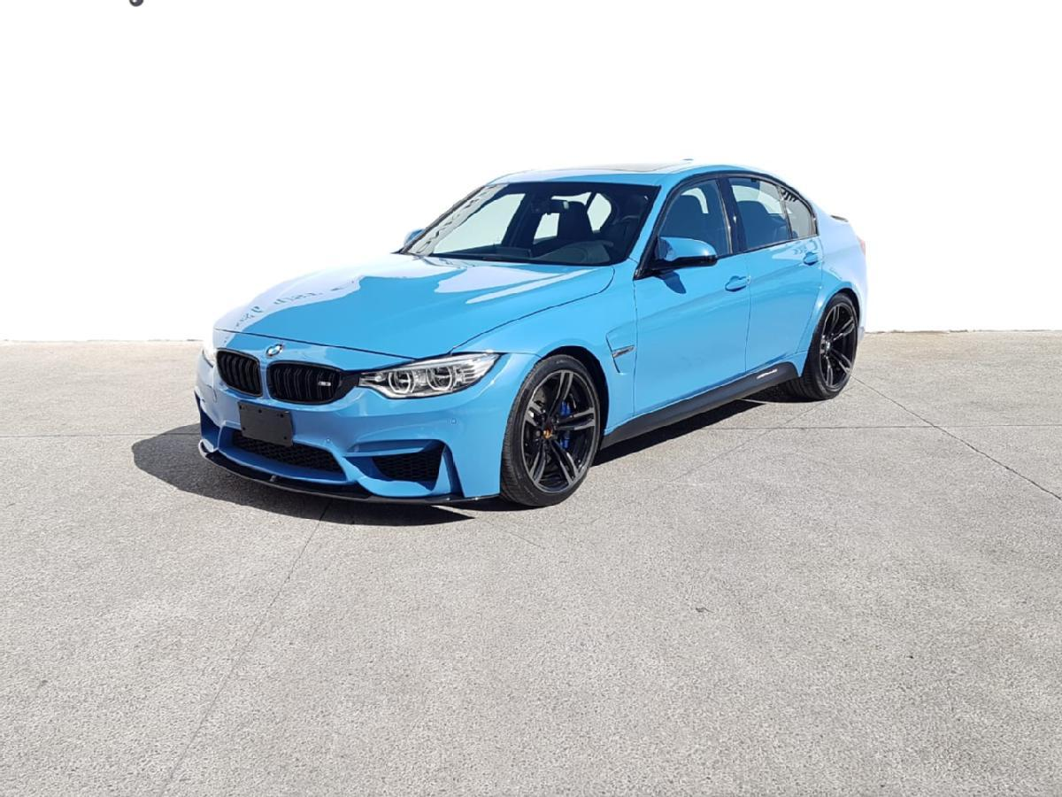 BMW M3 2017 Otras Versiones 4,532 Km 3