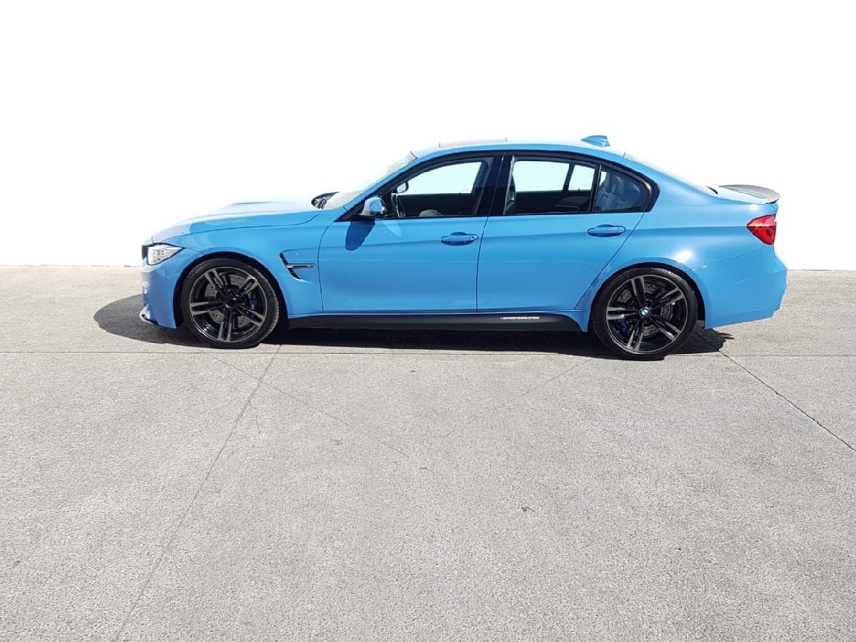BMW M3 2017 Otras Versiones 4,532 Km 4
