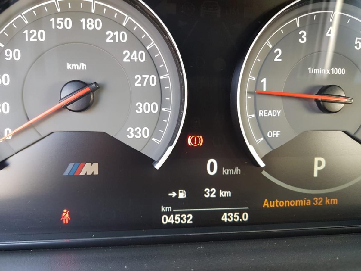 BMW M3 2017 Otras Versiones 4,532 Km 11