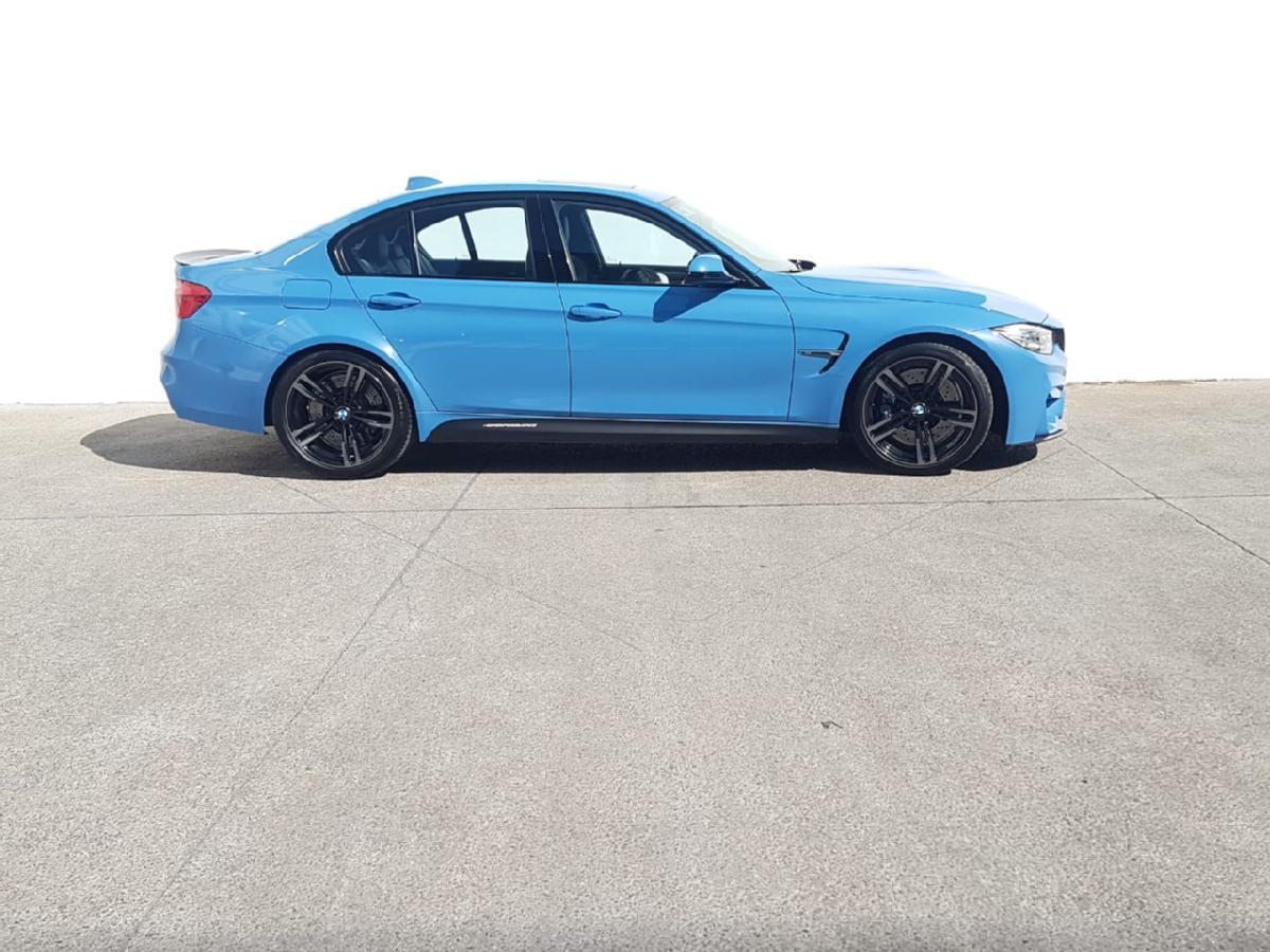 BMW M3 2017 Otras Versiones 4,532 Km 8