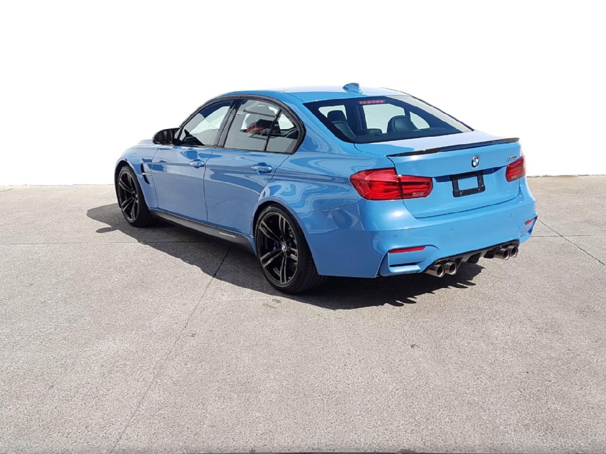 BMW M3 2017 Otras Versiones 4,532 Km 5