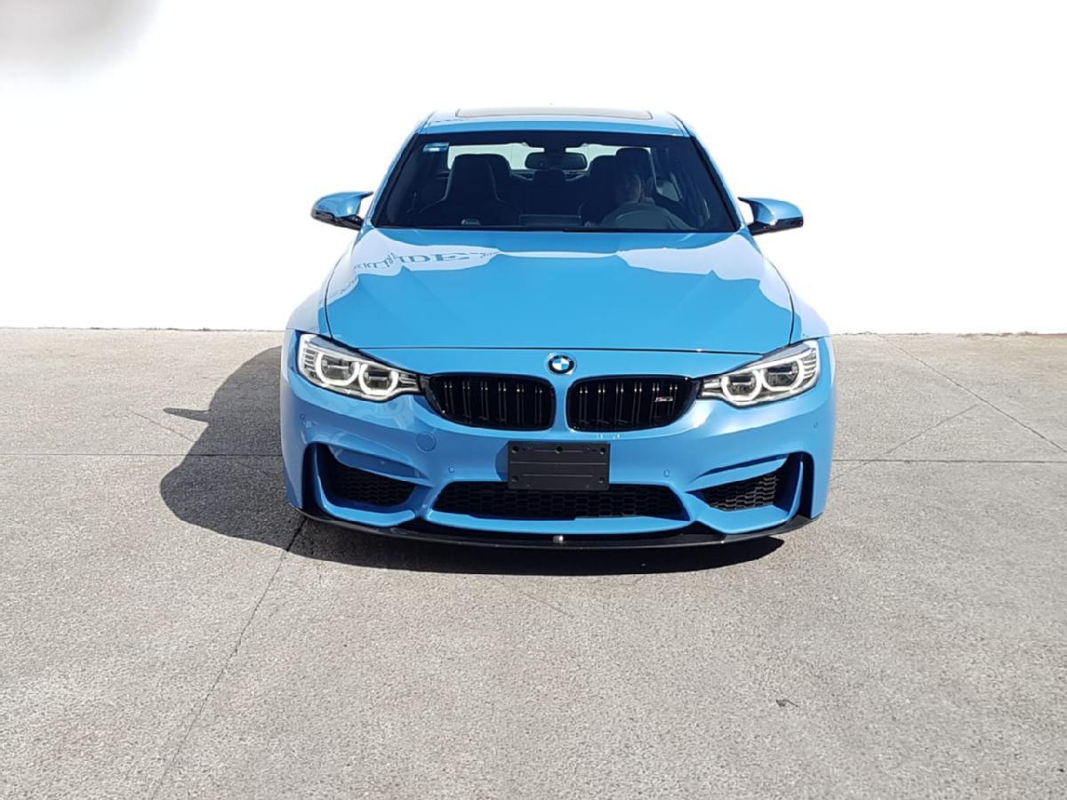 BMW M3 2017 Otras Versiones 4,532 Km 2