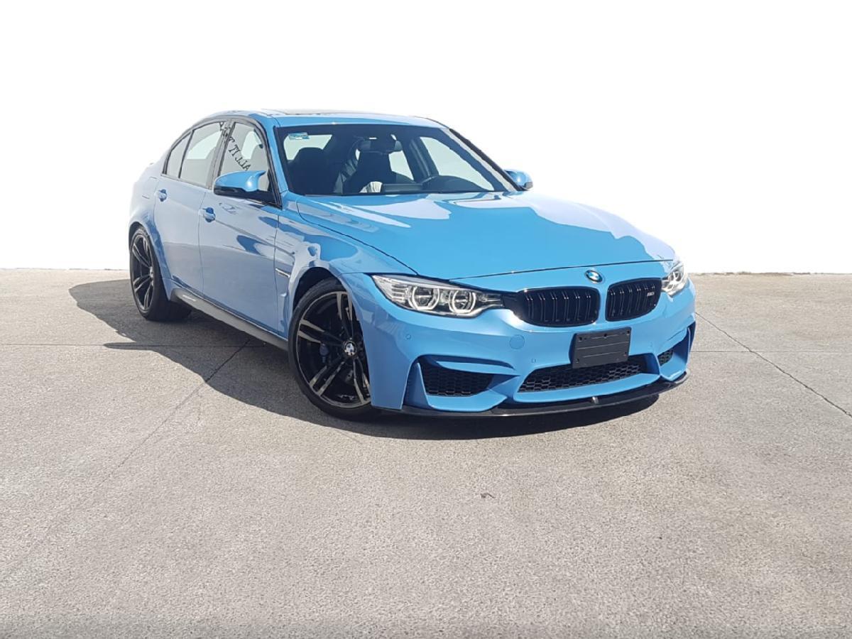 BMW M3 2017 Otras Versiones 4,532 Km 0