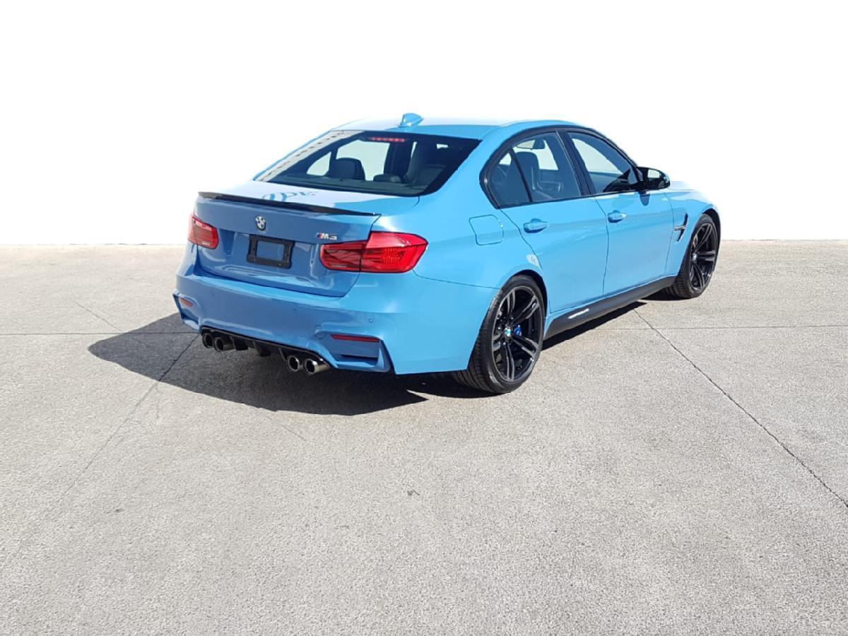 BMW M3 2017 Otras Versiones 4,532 Km 7