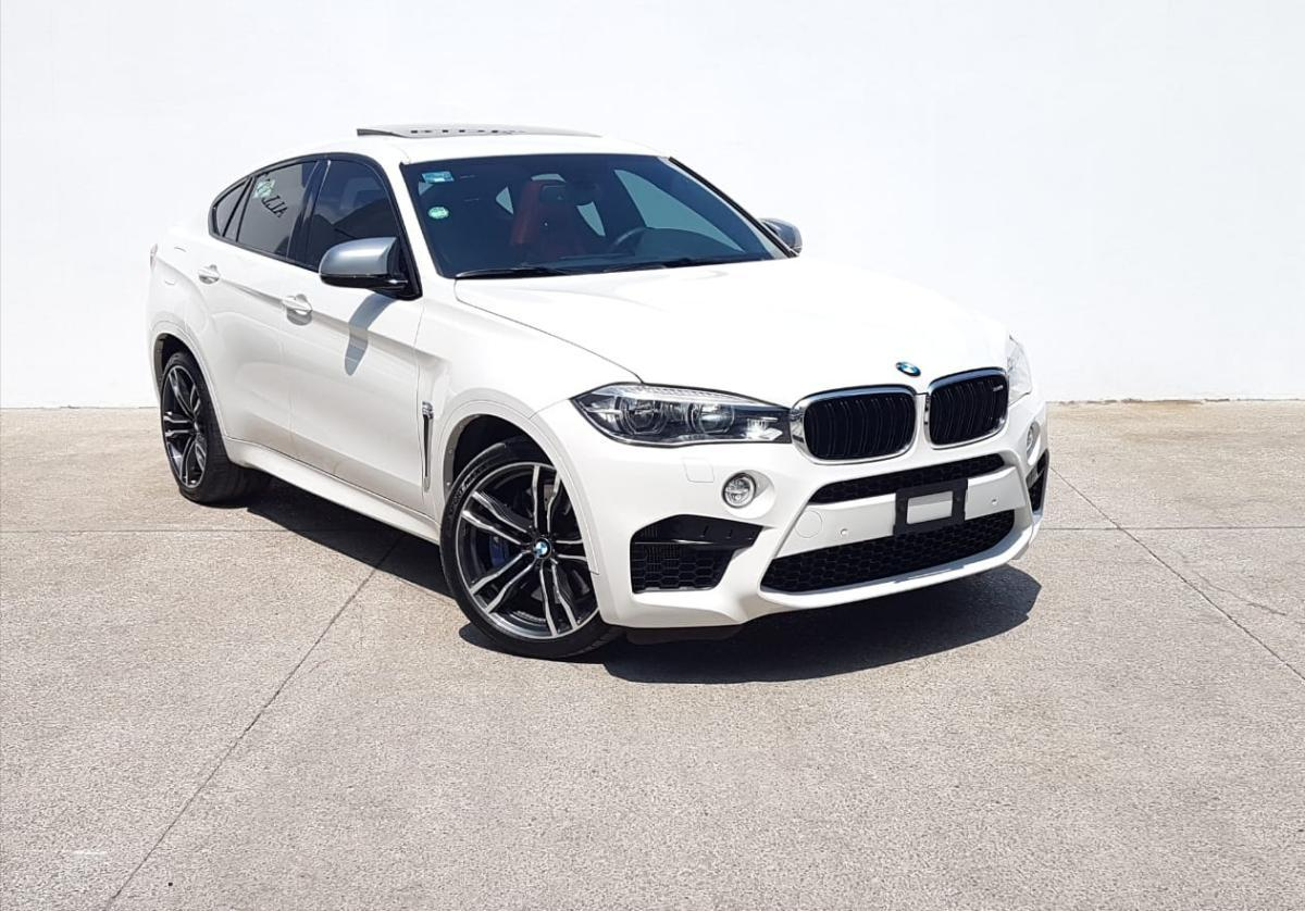 BMW X6 M 2018 5p M V8/4.4/T Aut 4,397 Km 0