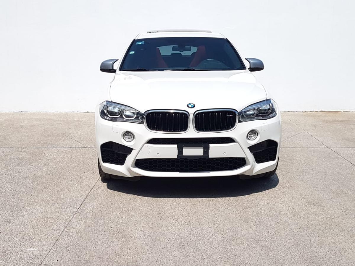 BMW X6 M 2018 5p M V8/4.4/T Aut 4,397 Km 2