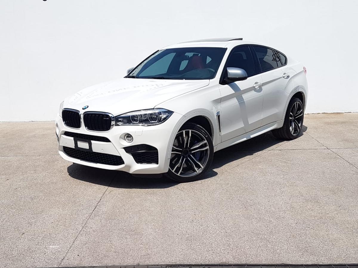 BMW X6 M 2018 5p M V8/4.4/T Aut 4,397 Km 3